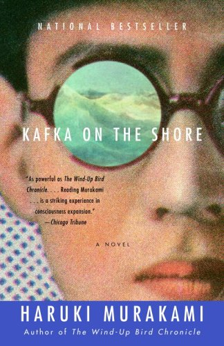 kafka on the shore Tim adams is touched by kafka on the shore, haruki murakami's surreal and hallucinatory novel of a boy's oedipal quest.