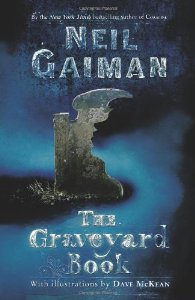 The Graveyard Book (audio)